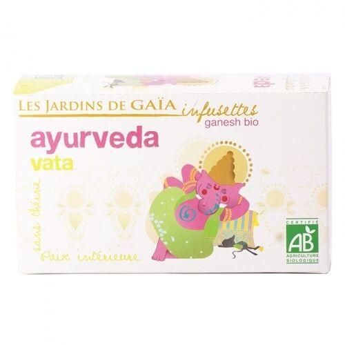 JARDINS DE GAÏA Ayurveda Vata bio (Paix Intérieure)