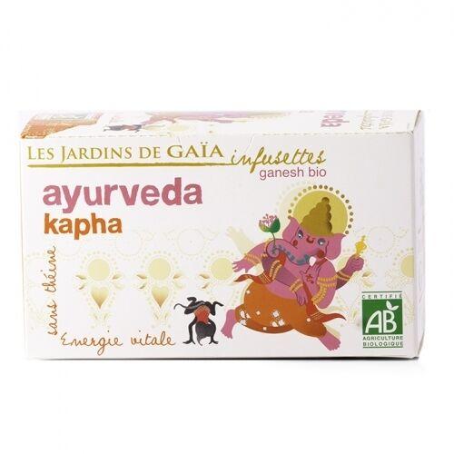 JARDINS DE GAÏA Ayurveda Kapha bio, énergie vitale