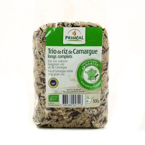 Relais Bio Trio de Riz de Camargue bio