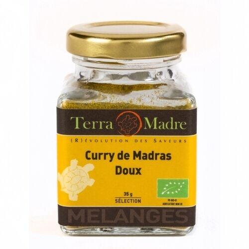 TERRA MADRE Curry de Madras doux bio
