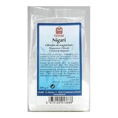 CELNAT Nigari - Chlorure de Magnésium - 100g - Celnat