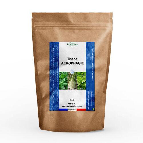 Rue Des Plantes Tisane Aérophagie 200g - mélange de plantes dont le basilic qui...