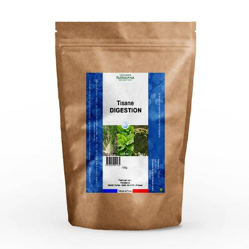 Rue Des Plantes Tisane Digestion 100g - mélange de plante dont le fenouil qui est...