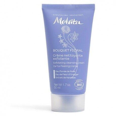 MELVITA Crème Nettoyante Exfoliante 50mL-Melvita