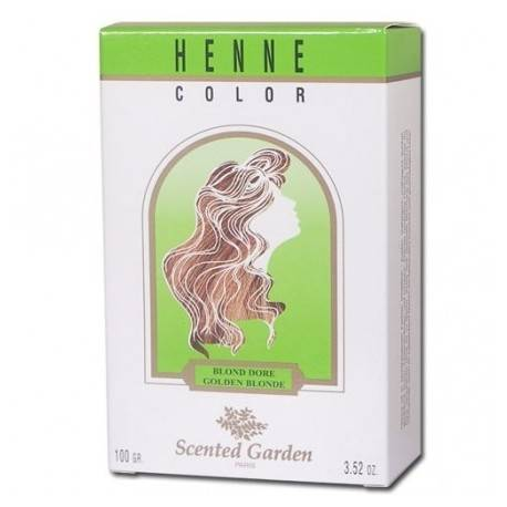 Relais Bio Coloration Henné - Blond Doré - Scented Garden