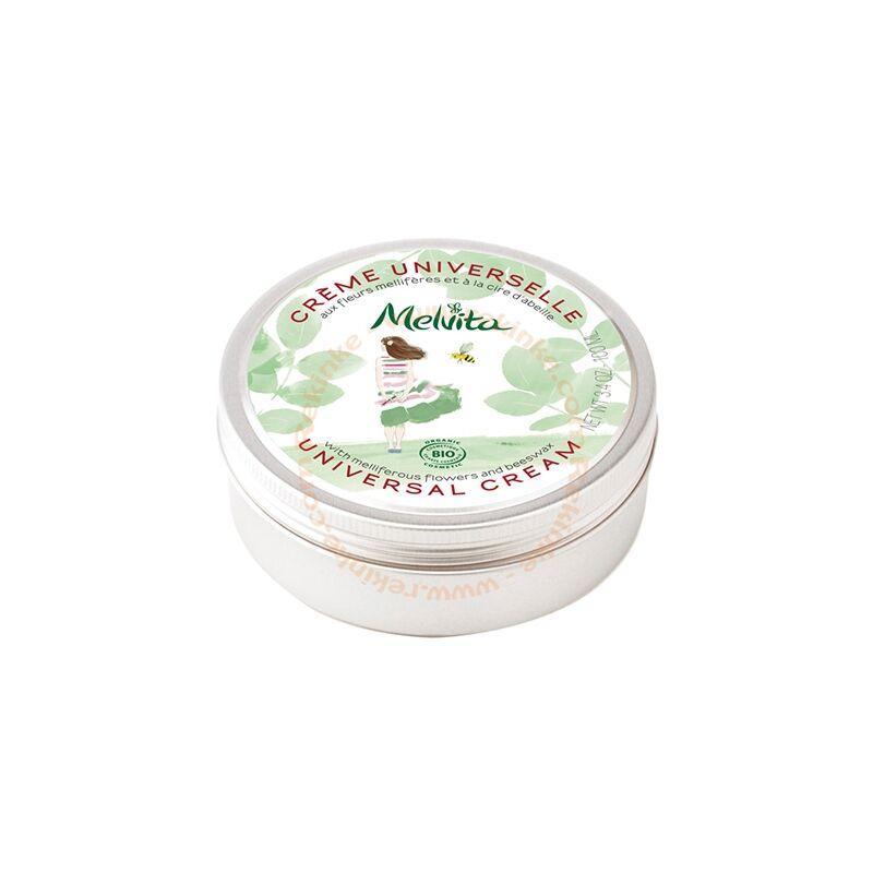 MELVITA Crème Universelle à la cire d'abeille 100mL - Melvita