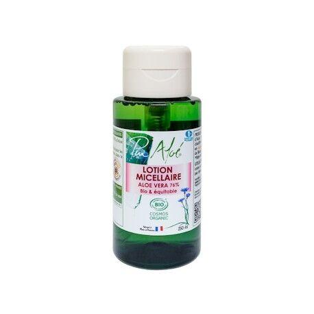 EQUITABLE Lotion Micellaire Aloe Vera 76% Bio et Equitable - 250ml - Pur Aloé