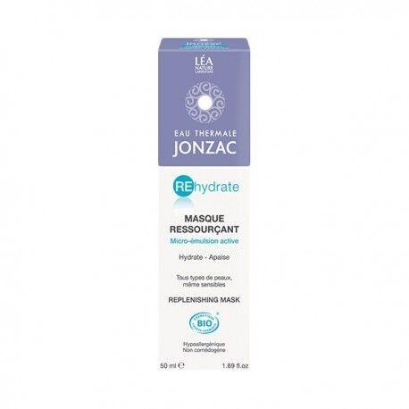 EAU THERMALE JONZAC Masque Ressourçant Rehydrate - 50ml - Eau Thermale Jonzac