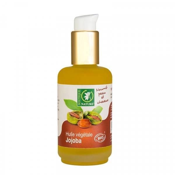 Jolivia Huile végétale Jojoba Bio - 50 ml