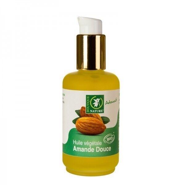 Jolivia Huile végétale Amande douce Bio - 50 ml