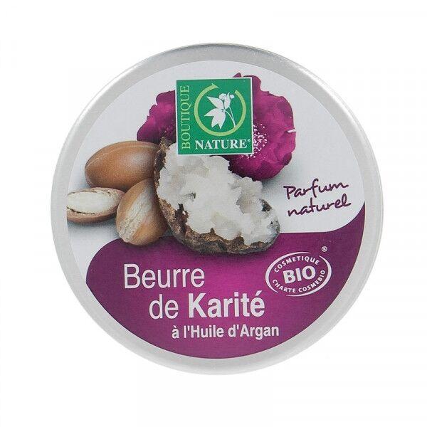 Jolivia Beurre de Karité Bio - A l'huile d'argan - 100ml