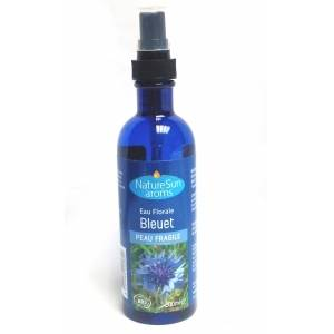 NATURESUN AROMS Eau Florale Bleuet Bio