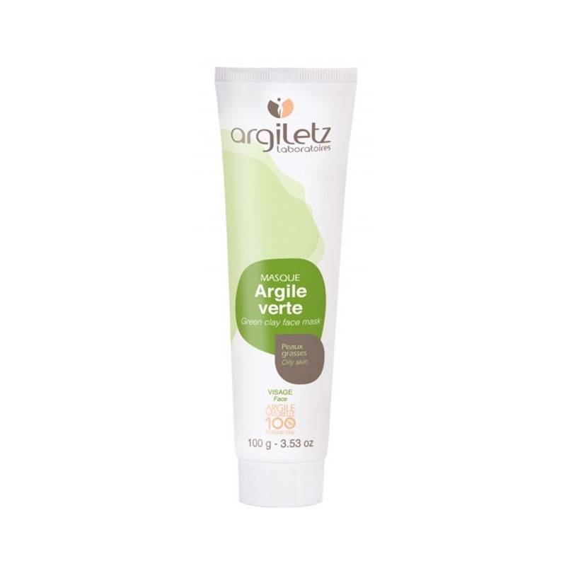 ARGILETZ Masque pour le visage à l'argile verte