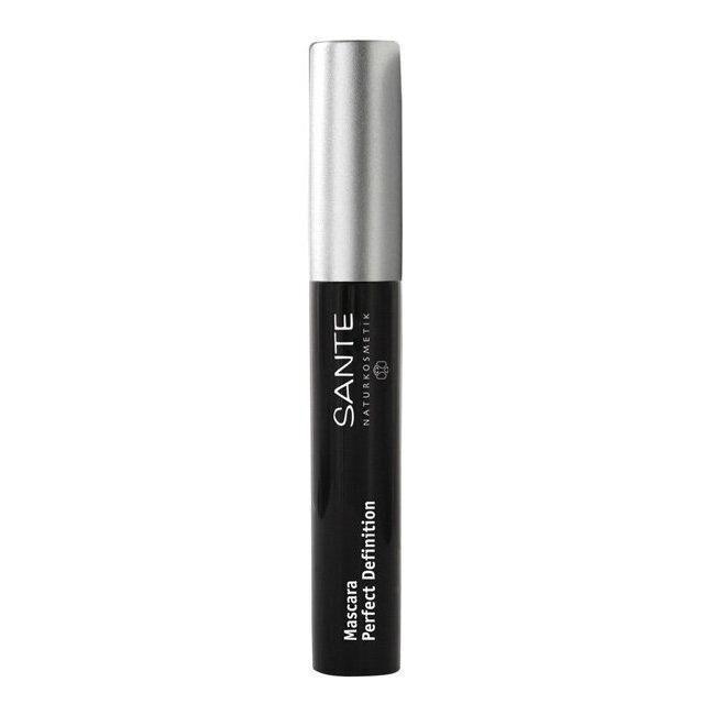 Clairenature SANTE NATURKOSMETIK - Mascara bio Définition parfaite n°01 Noir 8ml