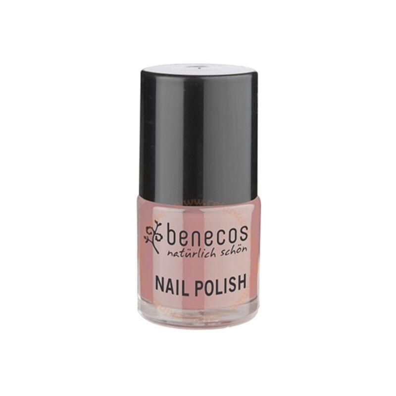 BENECOS Vernis à Ongles Sharp Rose - 5ml - Benecos