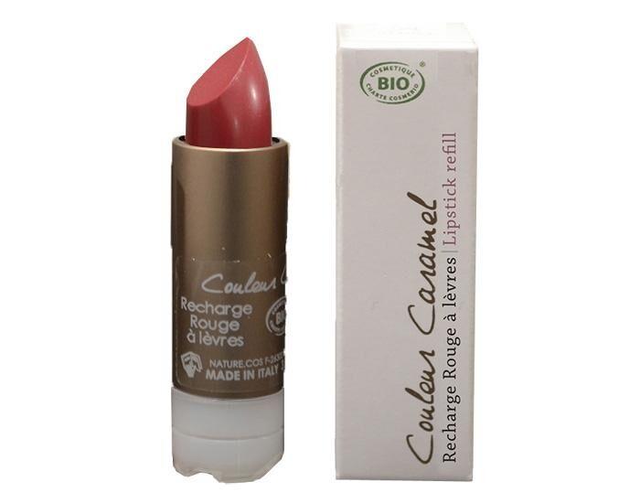 COULEUR CARAMEL Rouge à lèvres n°56 Voile de Rose Bio - Signature