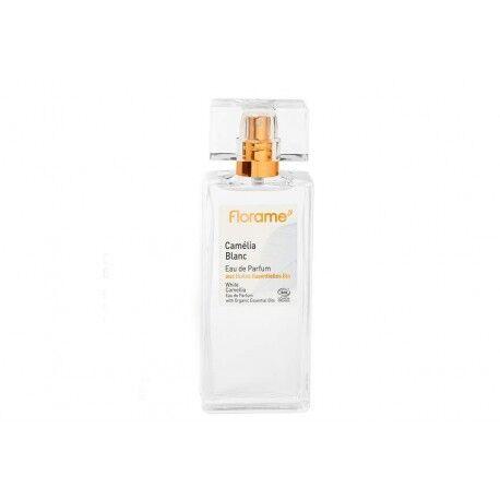 FLORAME Camelia Blanc Eau de Parfum aux HE Bio - 50ml - Florame