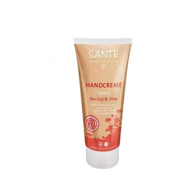 Clairenature SANTE NATURKOSMETIK - Crème pour les mains bio Goji et Olive 100ml