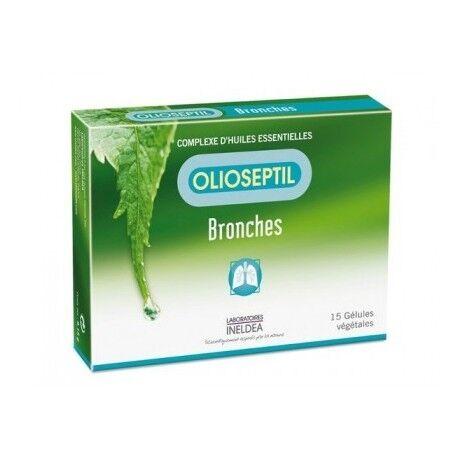 Relais Bio Bronches - Olioseptil - 15 Gélules