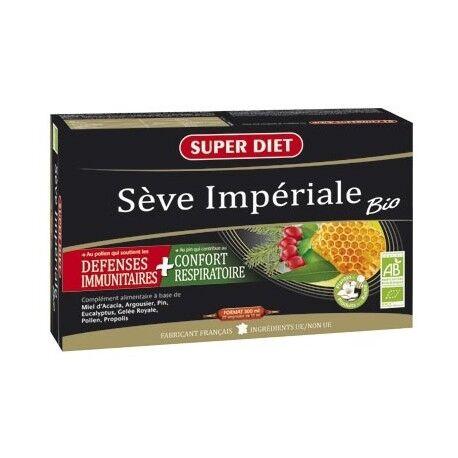 SUPER DIET Sève impériale Bio - Ampoules -SuperDiet