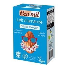 ECOMIL Lait Amandes-Calcium Instantané 800g Bio - Ecomil