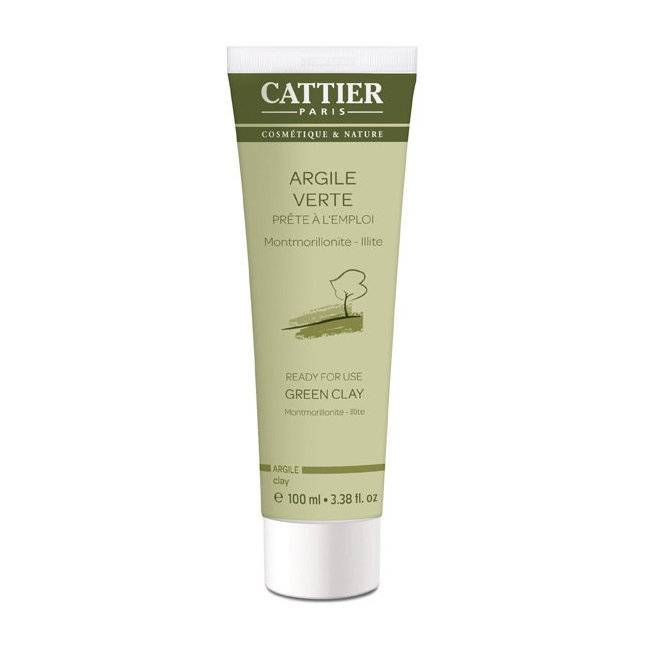 CATTIER - Argile verte prête à l'emploi Montmorillonite Illite -...