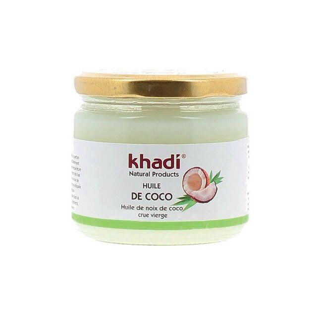 LA PLACE KHADI - Huile de coco vierge - Cheveux et visage 250g