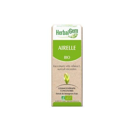 HERBALGEM Airelle Extrait Bio - 50ml - HerbalGem