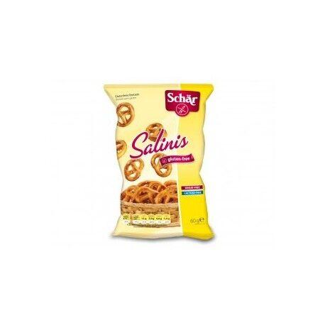 SCHÄR Salinis Bretzels Sans Gluten - 60g - Schär