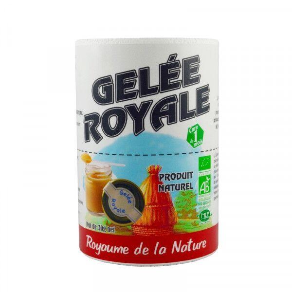 Jolivia Gelée royale bio pot de 30gr