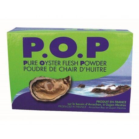 Relais Bio P.O.P. - Poudre de chair d'huître - 150 gélules