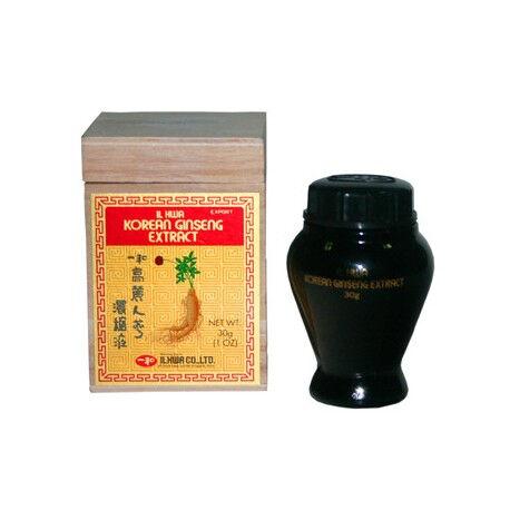 Relais Bio Extrait Pur de Ginseng Coréen - 30gr - Il Hwa