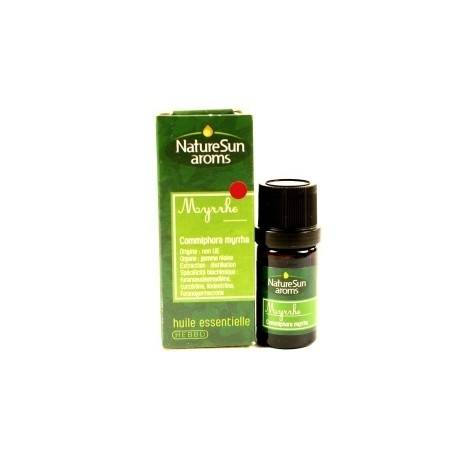 NATURESUN AROMS Myrrhe Huile Essentielle - 5ml - NatureSun Aroms
