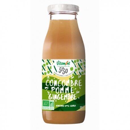 VITAMONT Jus Concombre Pomme Gingembre Bio 0.5L-Vitamont