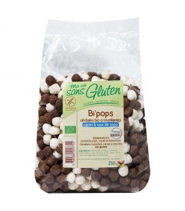 MA VIE SANS GLUTEN Bi'pops, céréales bio & sans gluten