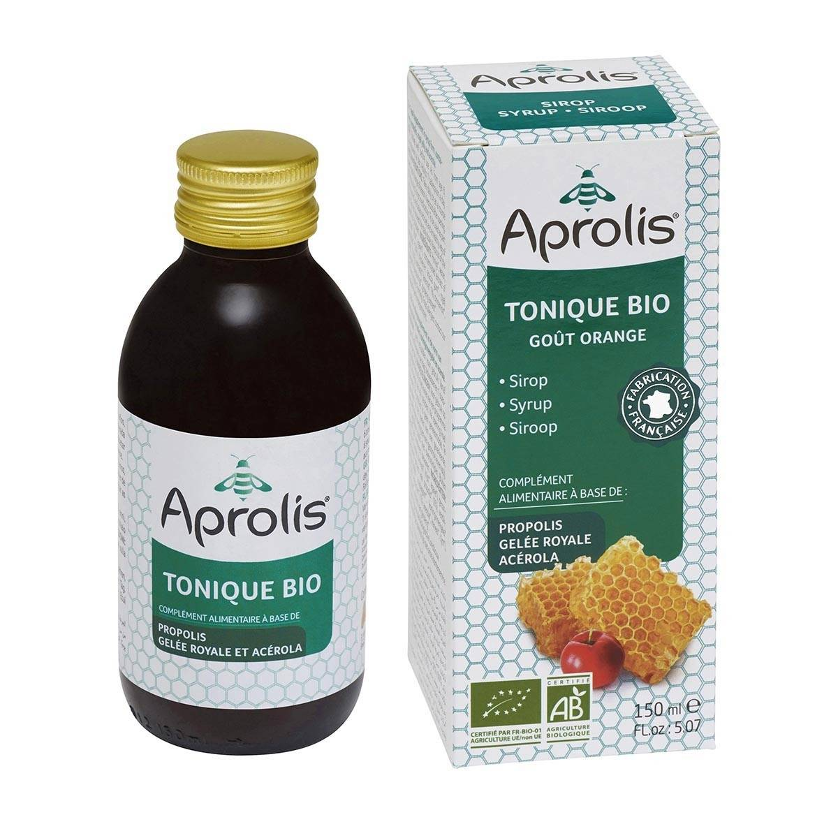 APROLIS Tonique 150ml Bio - Aprolis