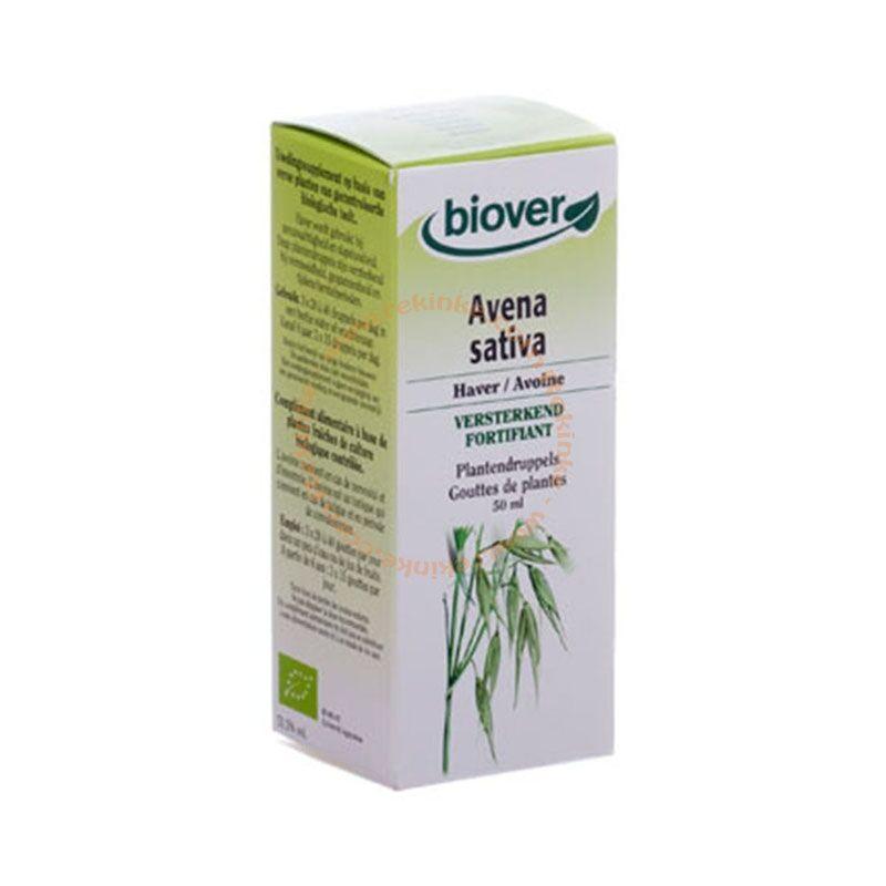 BIOVER Gouttes de Plantes Teintures Avoine Bio