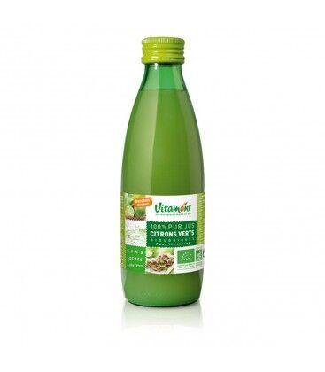 VITAMONT Pur jus de citron vert bio