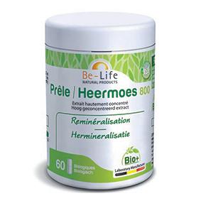 BE-LIFE Prêle 60 gél. Bio - Belife