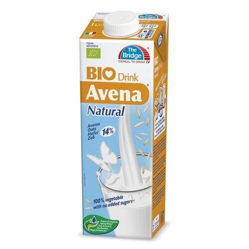 THE BRIDGE Boisson végétale Avoine bio & sans gluten