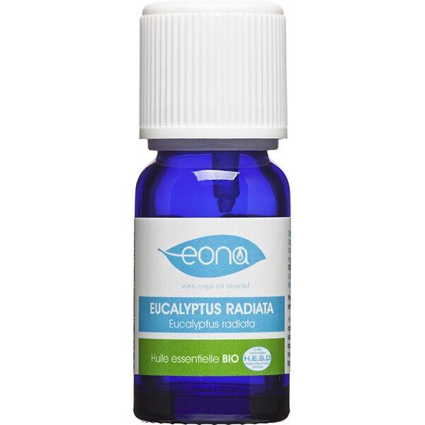 Laboratoires Eona Huile essentielle d'Eucalyptus radiata Bio - 10 ml
