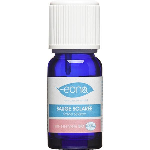 Laboratoires Eona Huile essentielle de Sauge sclarée Bio - 10 ml
