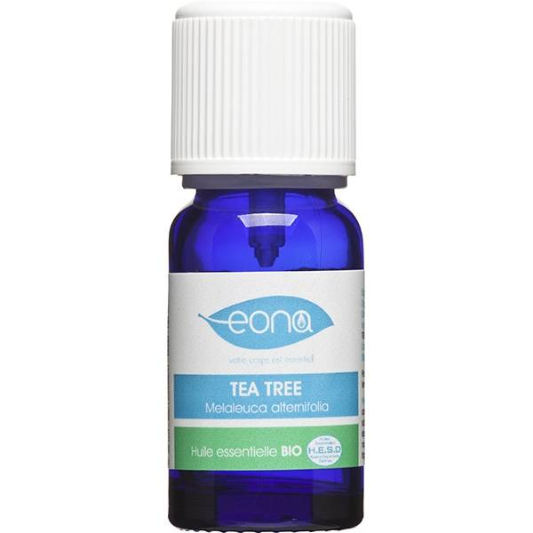 Laboratoires Eona Huile essentielle de Tea-tree (Arbre à thé) Bio - 10 ml