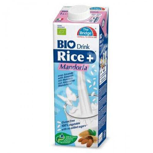 THE BRIDGE Boisson végétale Riz Amande bio & sans gluten