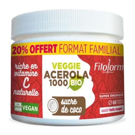 Paranatura ACEROLA 1000 Bio Sucre de Coco
