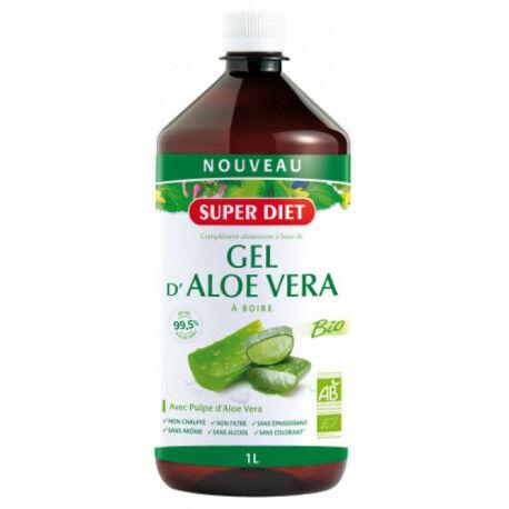 SUPER DIET GEL d'Aloe Vera Bio