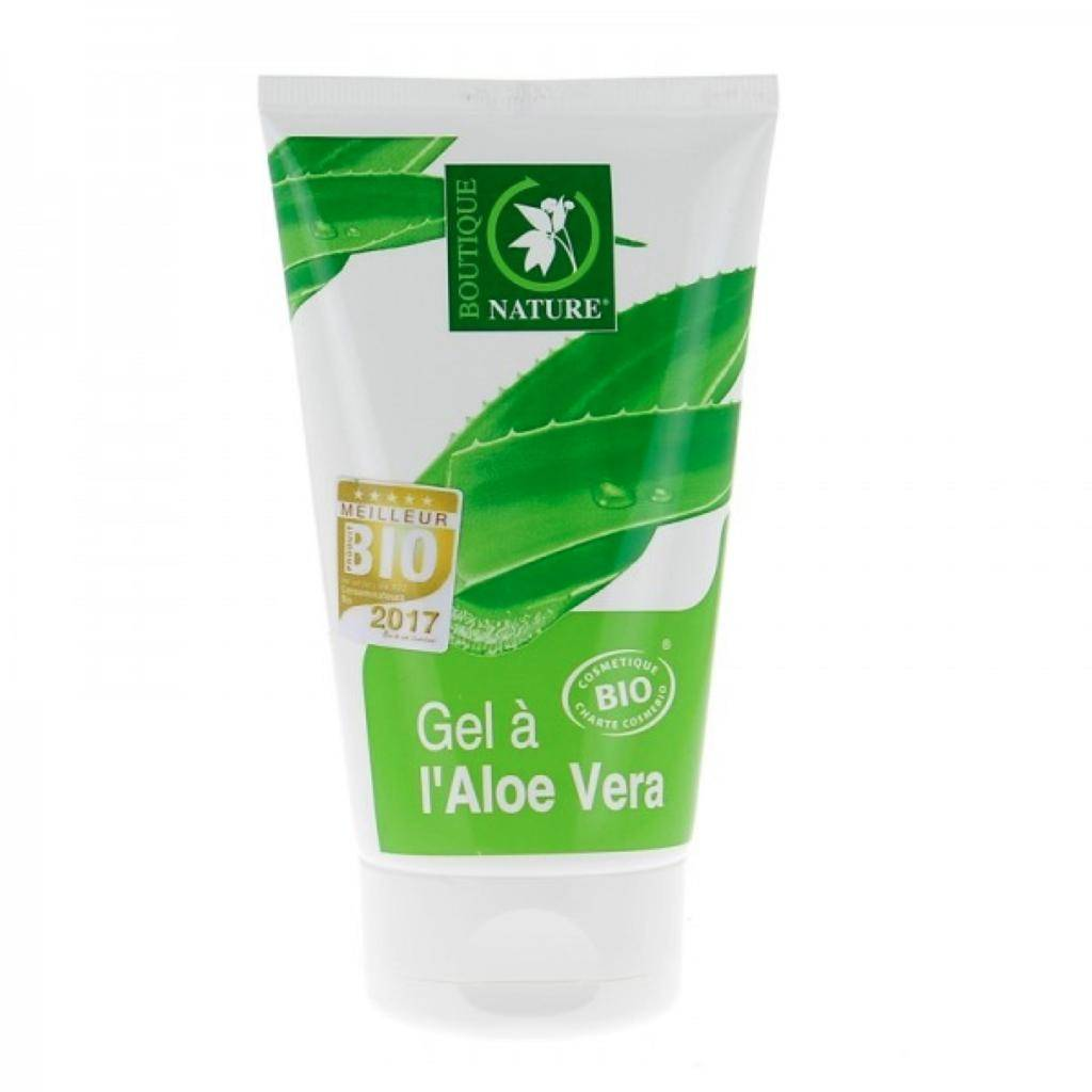 ECOCERT Gel d'Aloe Vera Bio - 125ml