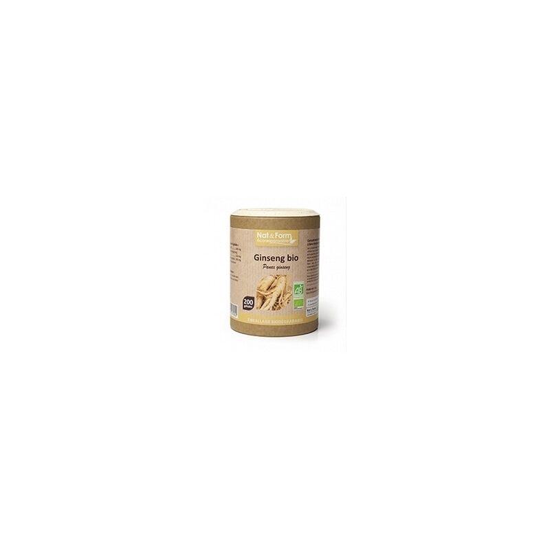 Vitaforce Ginseng bio eco 200 gelules