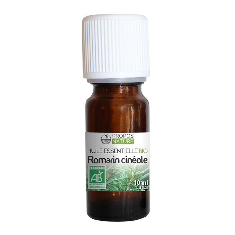 Propos'nature Romarin à Cinéole BIO - Huile essentielle 10 ml