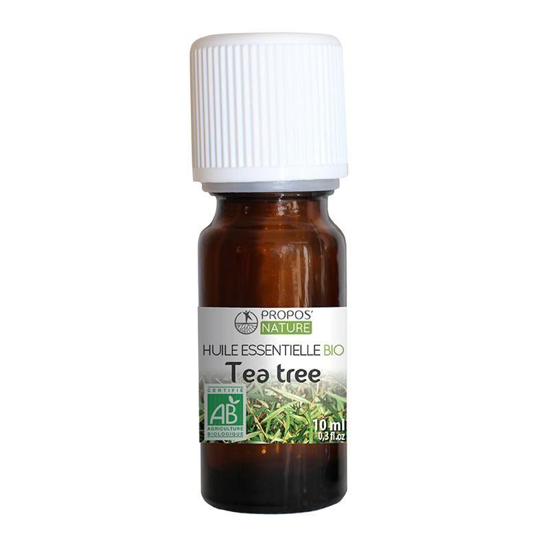 Propos'nature Tea tree BIO (Arbre à thé) - Huile essentielle 10 ml